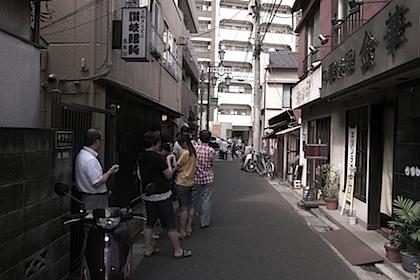 学芸大〜代官山〜中目黒