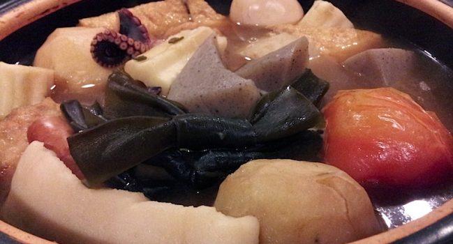 シリーズ・男の適当料理(ニューウェーブおでん)