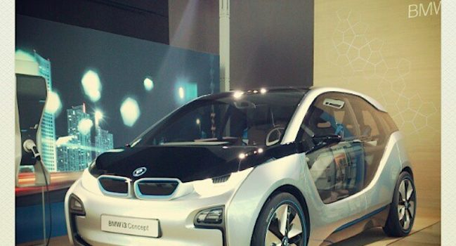 BMW i. BORN ELECTRIC TOUR