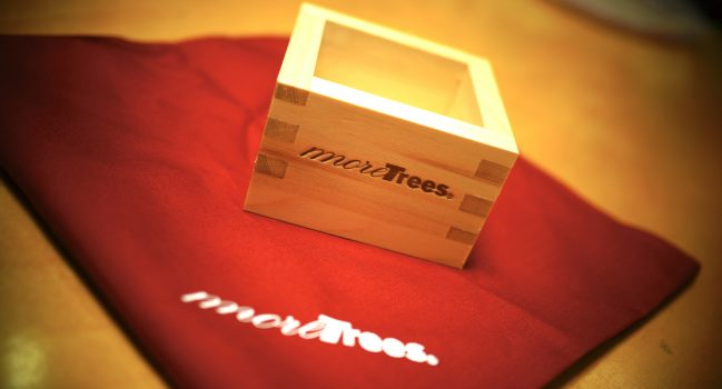more trees(教授と非常勤講師)