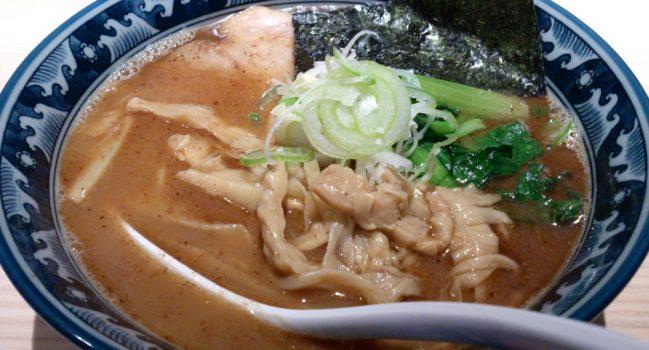 和式XO醤の麺屋・百式とおっぱいラーメン予告