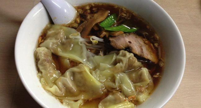 目黒のちょろりの香湯ワンタン麺(39)