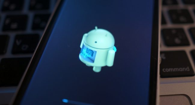 Xperia Aのアップデート(Android4.2)
