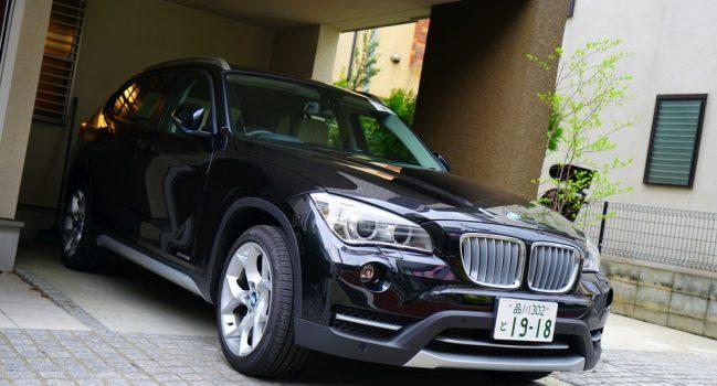 BMW X1(代車)