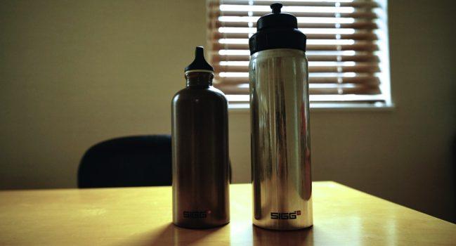 SIGGのボトル(2本目)