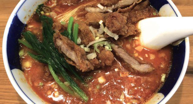 支那麺はしご・赤坂店と、激しく、猛烈で、非常に激しい雨(22)