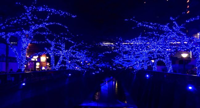 クリスマスデート(青の洞窟〜クルン・サイアム)