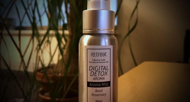 DIGITAL DETOX for Techno Stress
