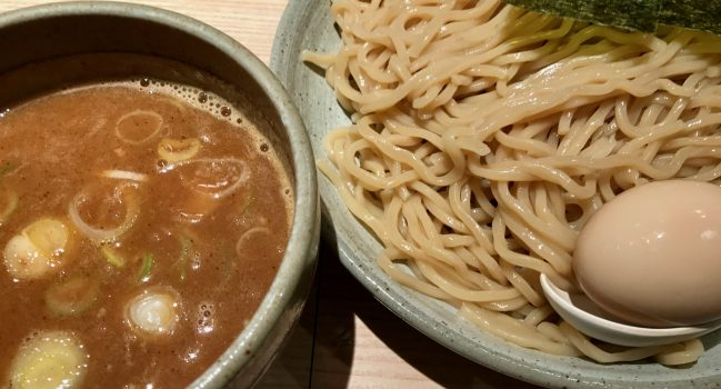 百式のつけ麺