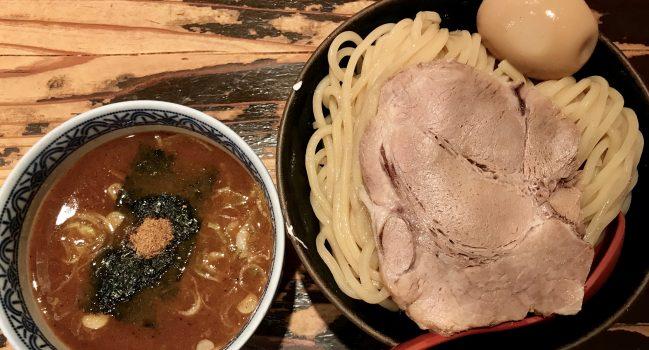 三田製麺所恵比寿店のつけ麺