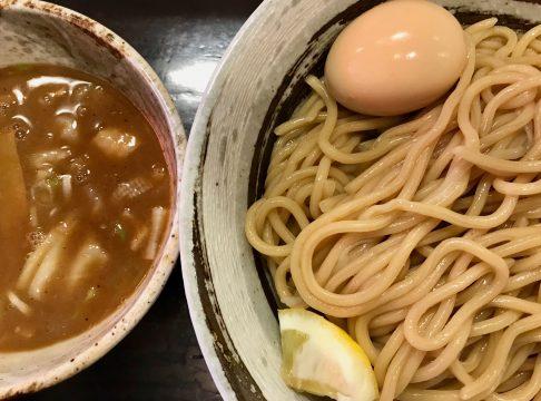 久しぶりに目黒のづゅる麺・池田でいつものつけ麺