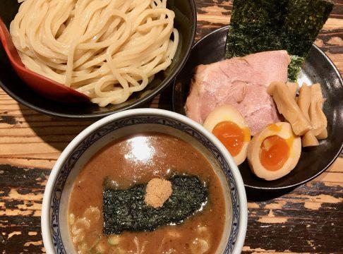 三田製麺所・恵比寿店のつけ麺