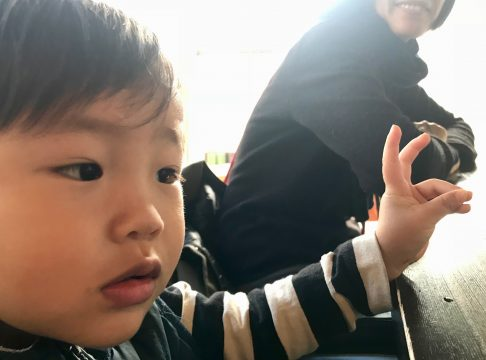 健太の成長記録(2歳。若しくはピース)