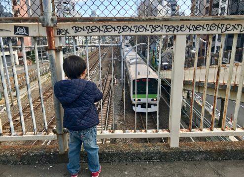 電車とバスとばんなーと飛行機