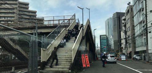 お召し列車(1日2回)