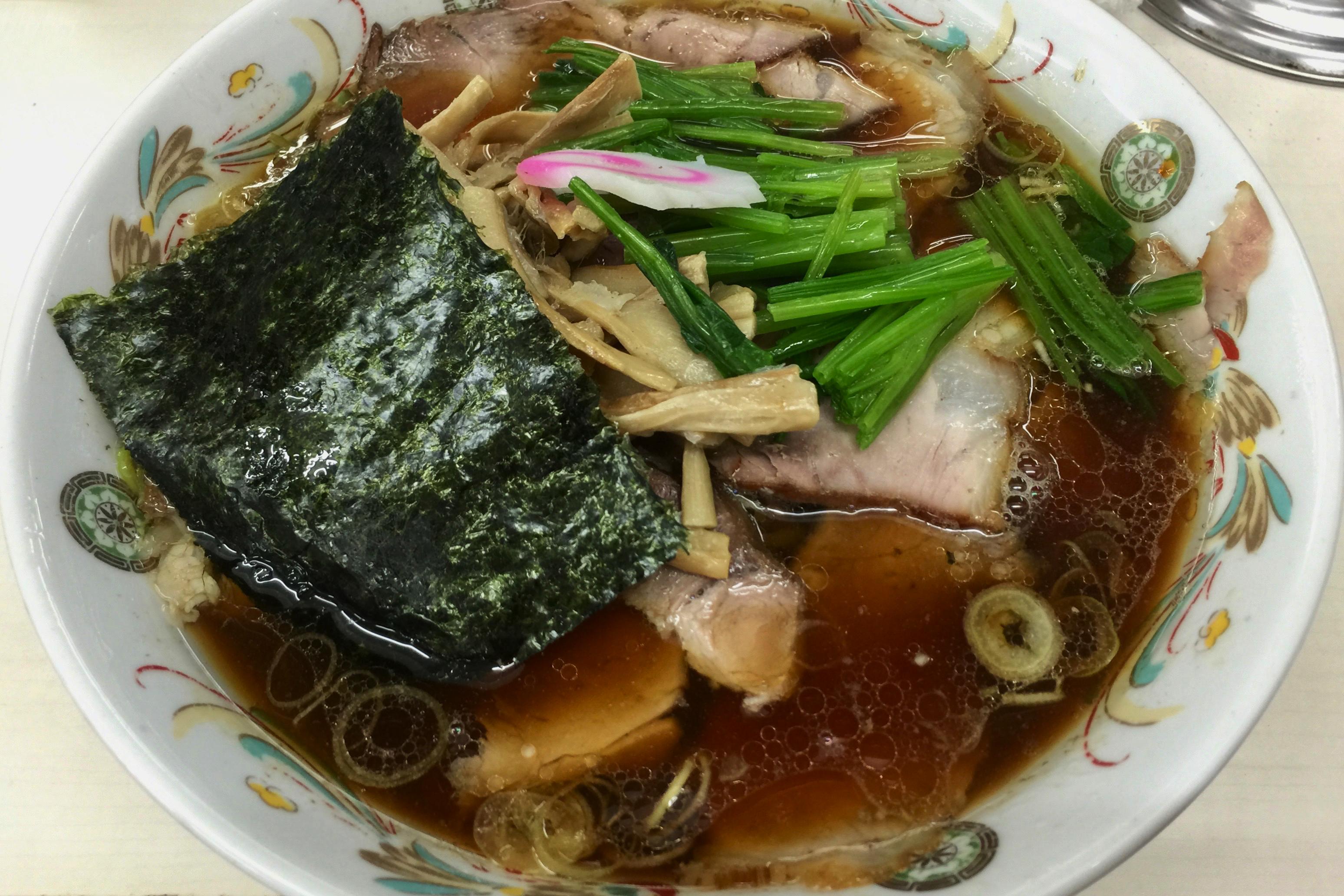 アキバの青島食堂(写真は以前の)