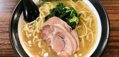 中目黒の百麺の太麺