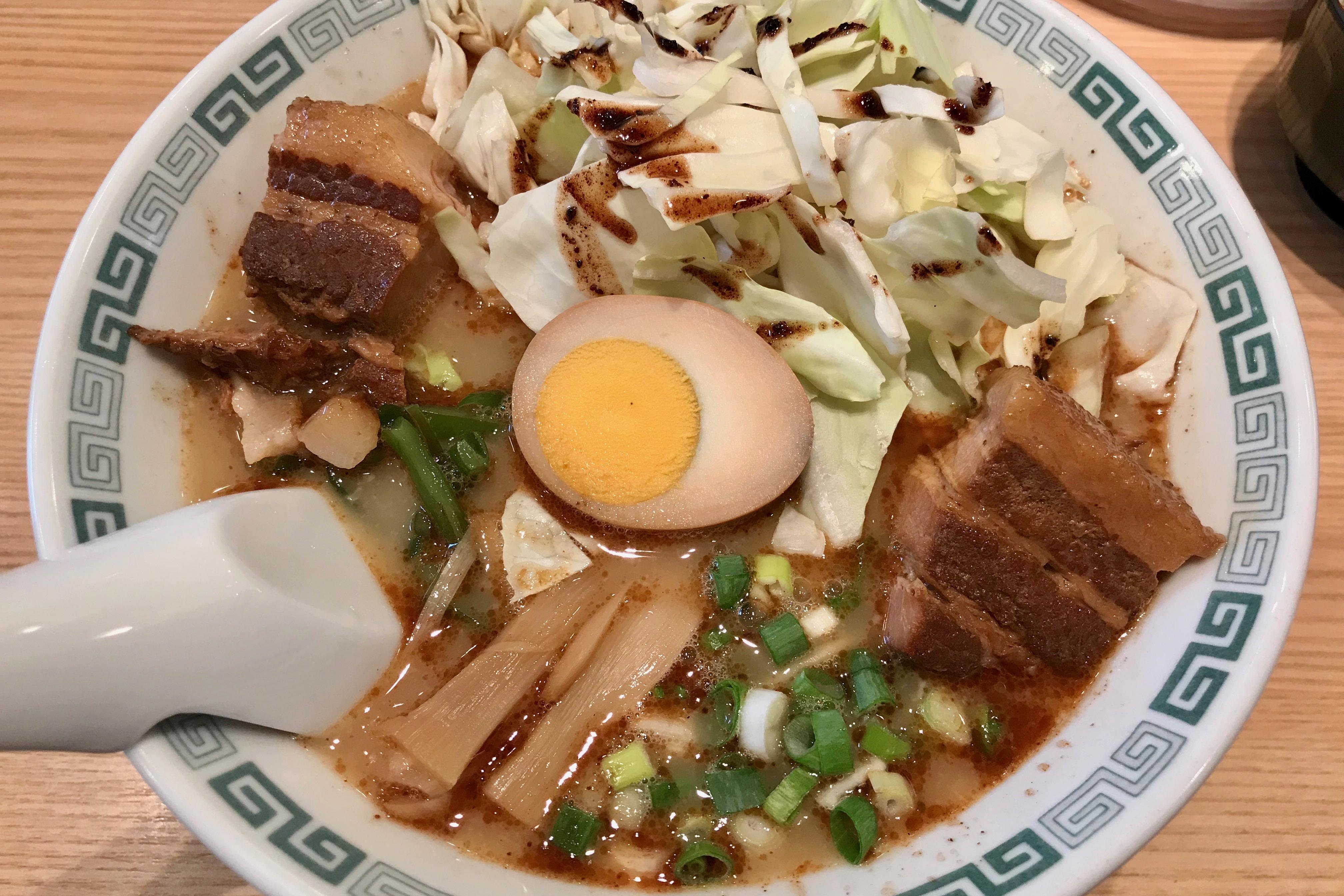 サンシャイン60通りの桂花の太肉