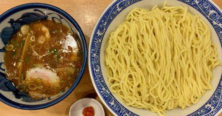 サンシャイン60の青葉のつけ麺