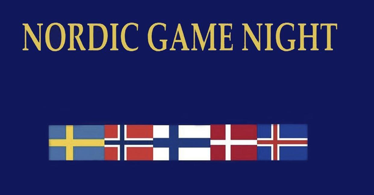 NORDIC GAME NIGHT