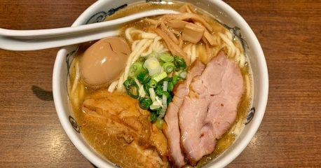 芝浦の麺屋武蔵の武蔵ら〜麺