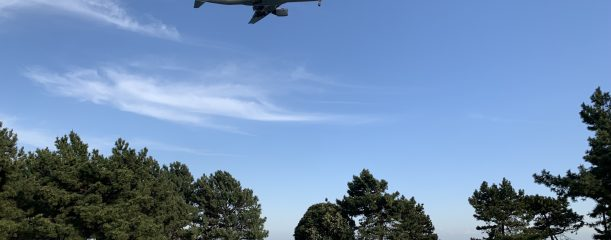 ヘリと飛行機とヘタれ