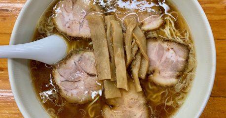 梅ヶ丘の勝やのチャーシュー麺