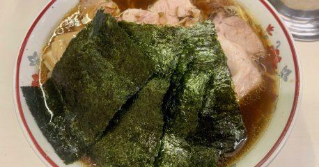 アキバの新潟・青島食堂の青島チャーシュー大