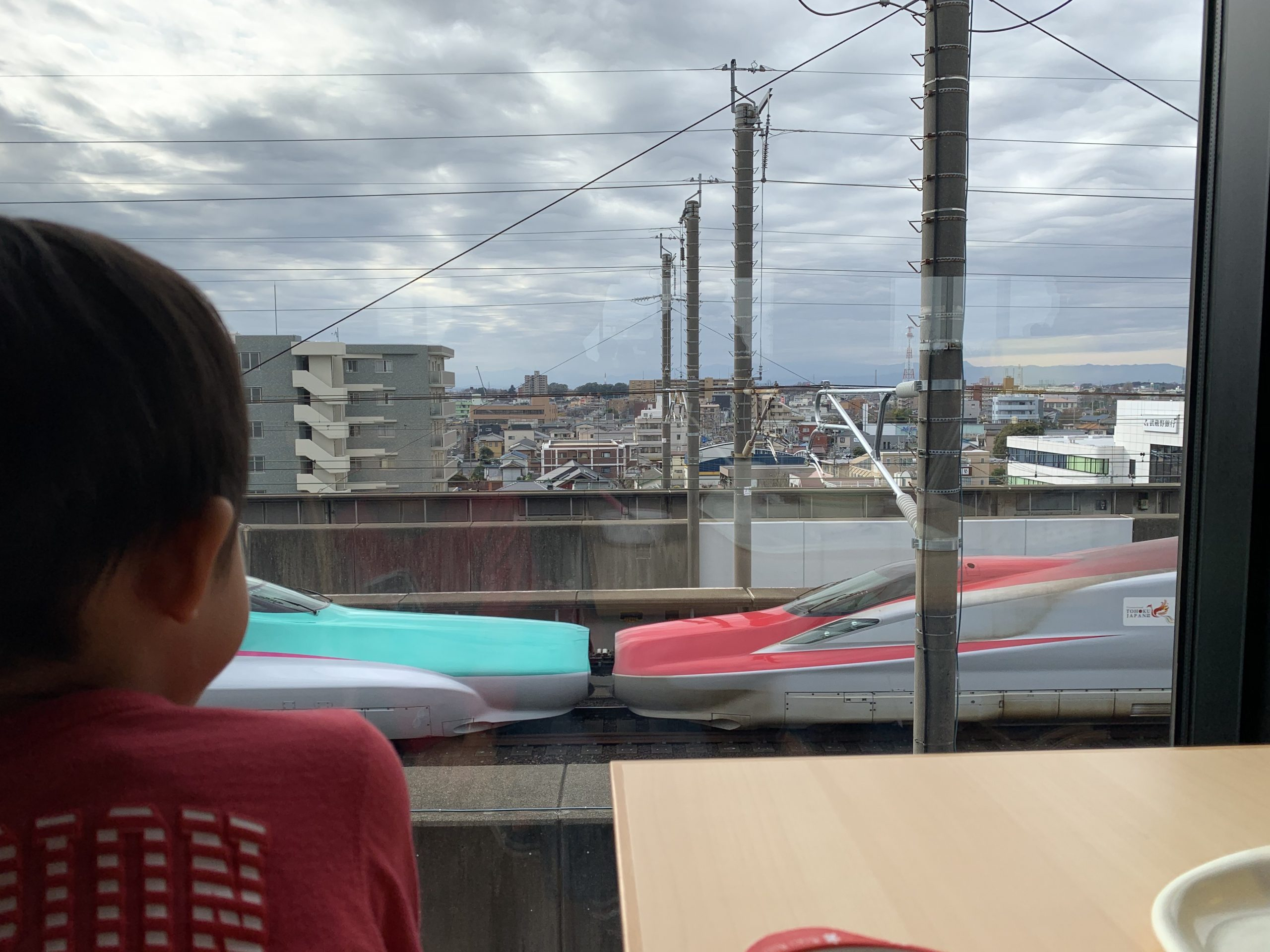 てっぱく(鉄道博物館)のミニ運転列車に再挑戦