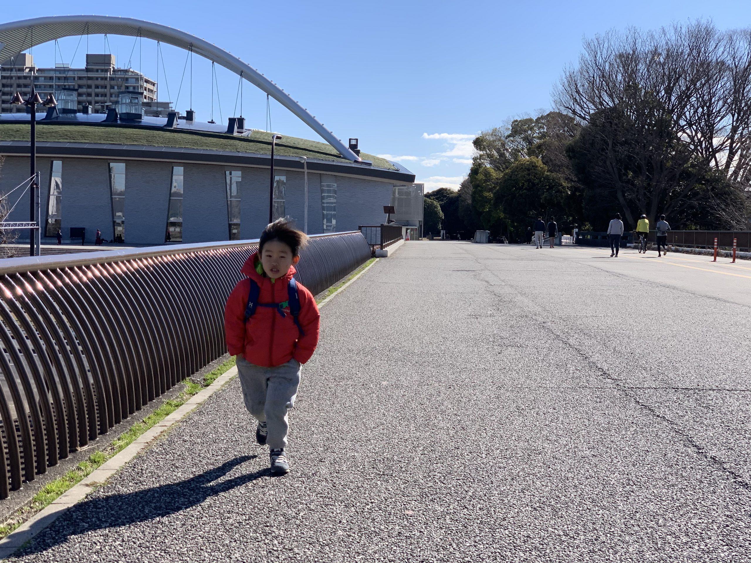凧揚げ@駒沢公園