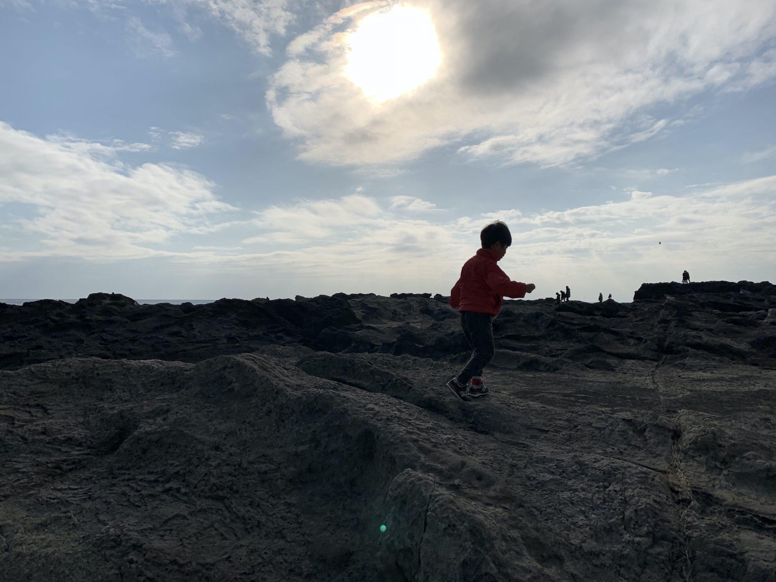 城ケ島・長津呂の磯