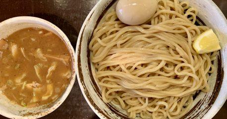 4ヶ月振りの目黒・づゅる麺池田
