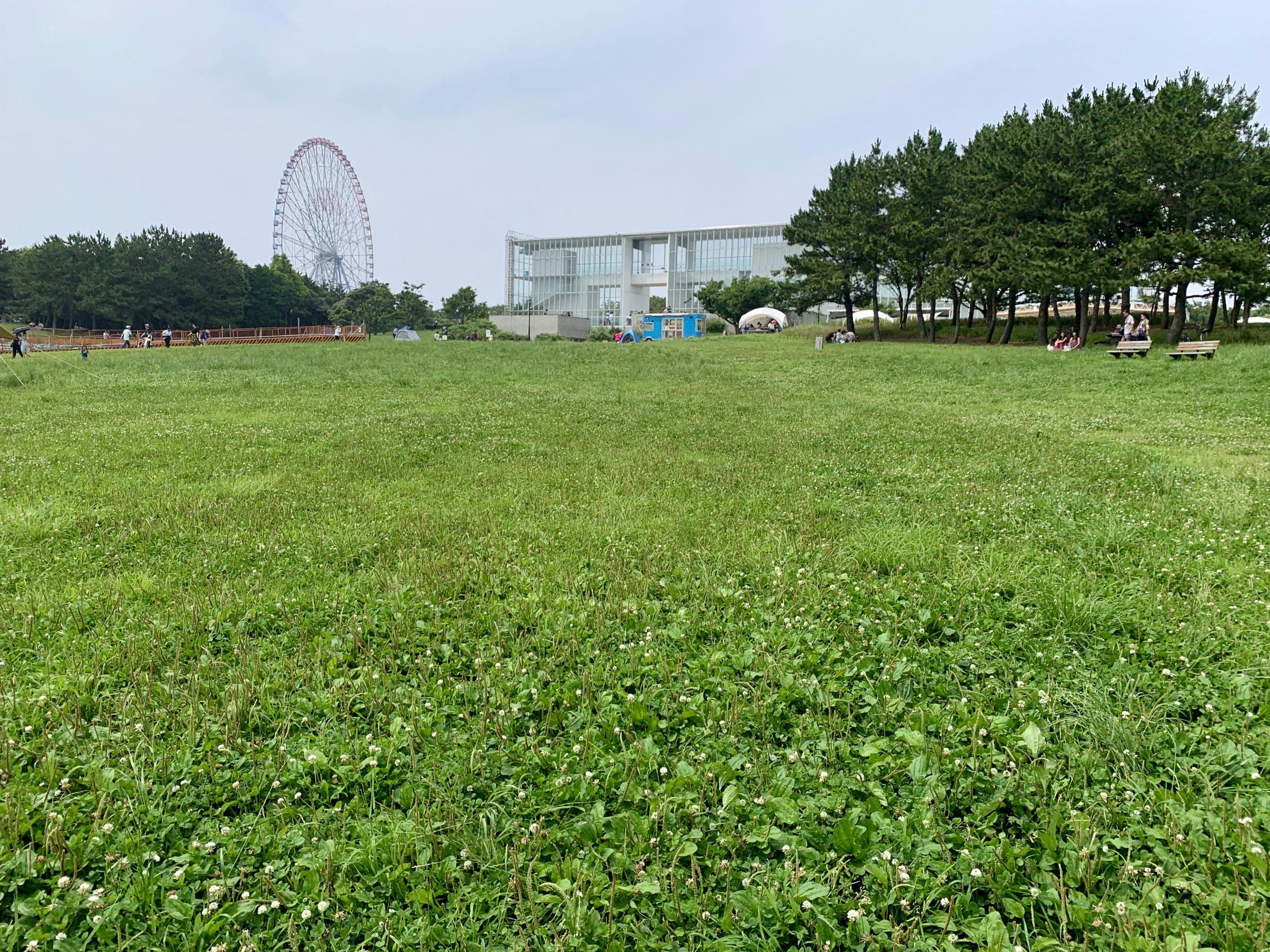 新型コロナな日々32(葛西臨海公園)