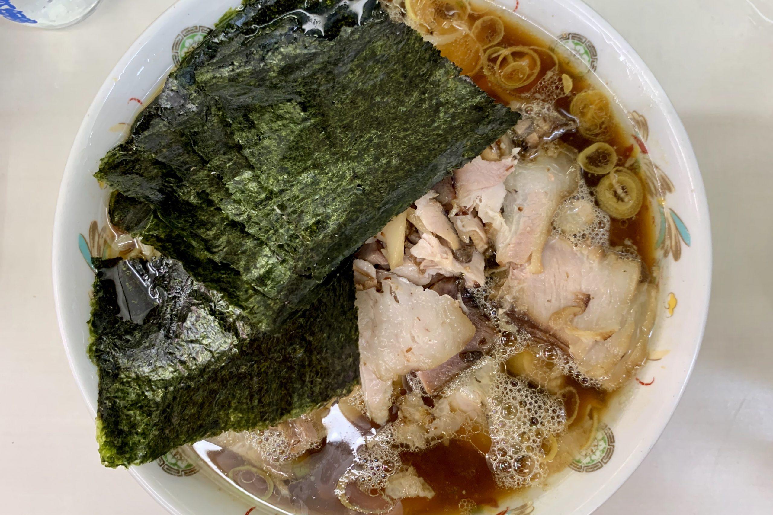 お久しぶりのアキバの青島食堂